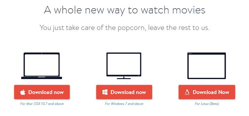 Popcorn Time - Download