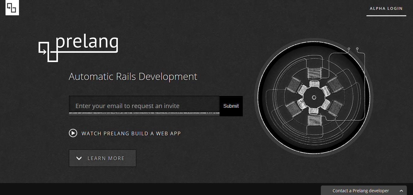 Prelang - Automatic Rails Development Tools