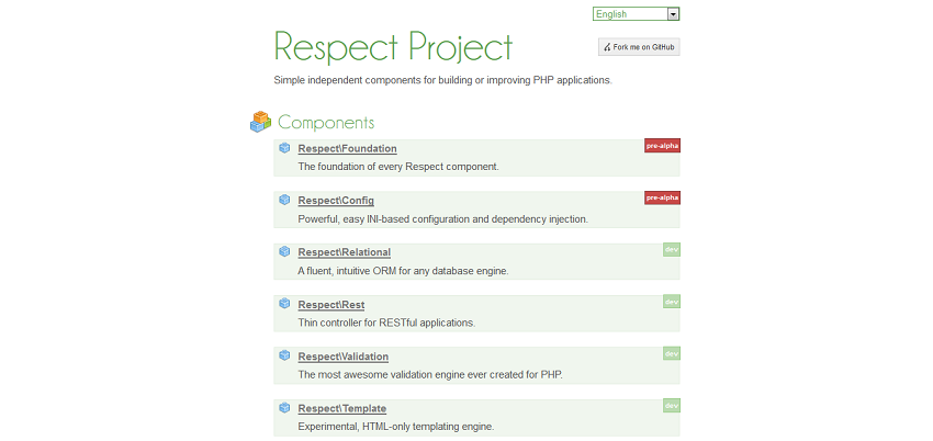 Respect Project