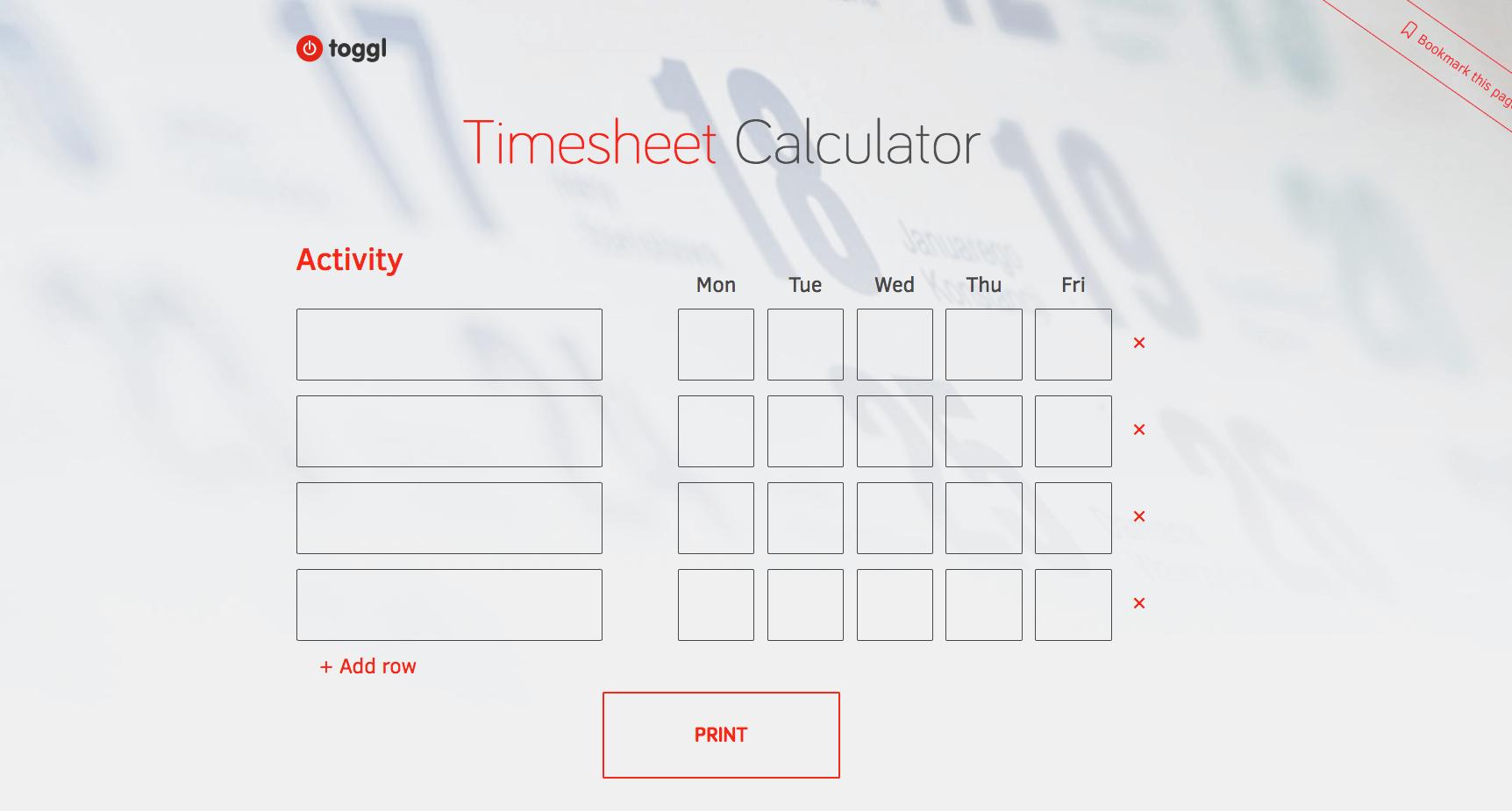 Top 5 Timesheet Calculators to Sum Up Working Hours – Timesheet Calculators