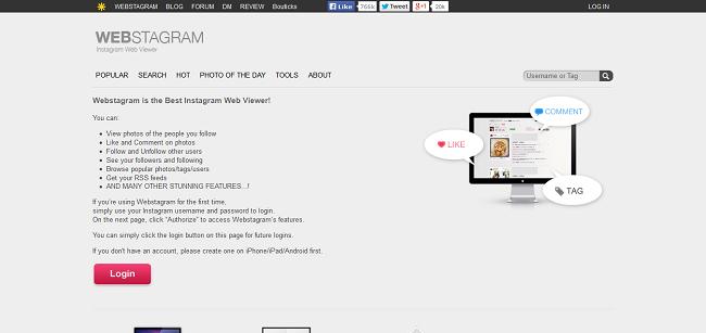 Webstagram - the best Instagram web viewer online