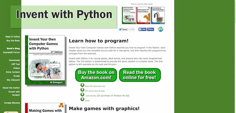inventwithpython.com