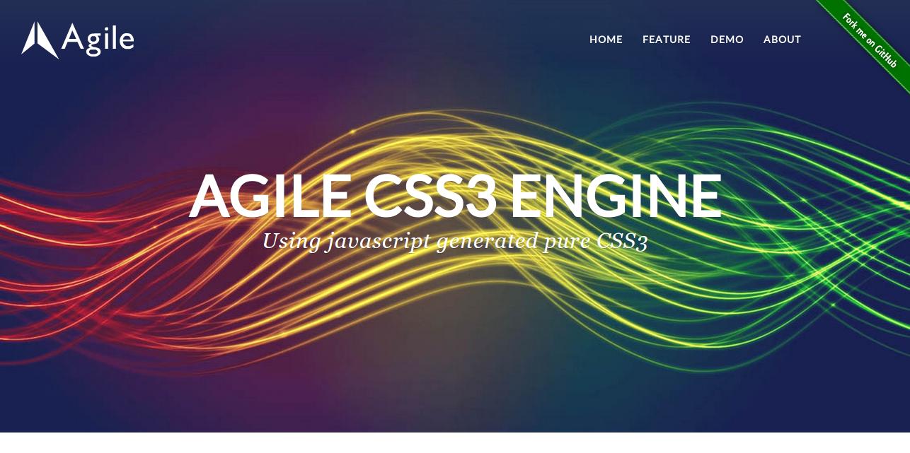Agile Css3 Engine