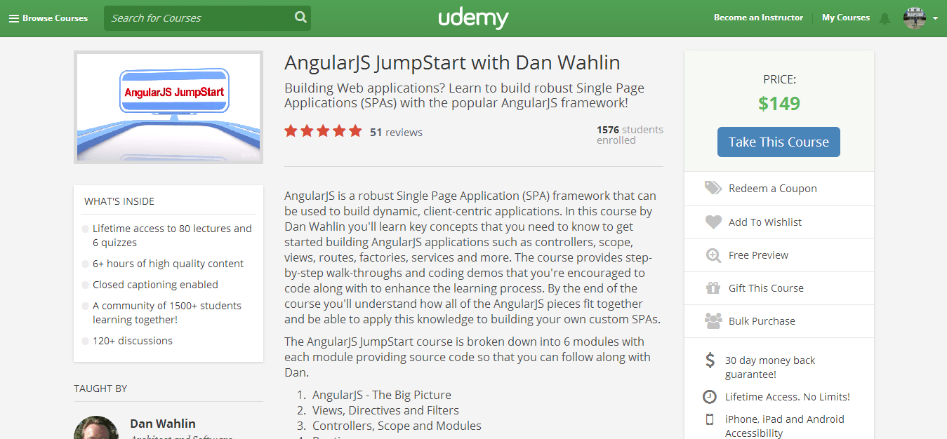 AngularJS JumpStart