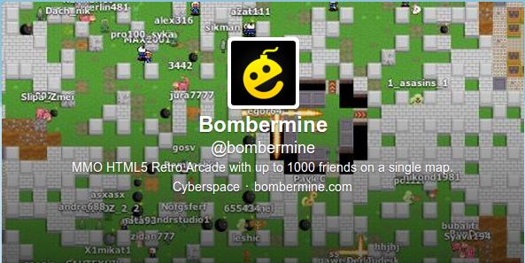 Bombermine bombermine on Twitter
