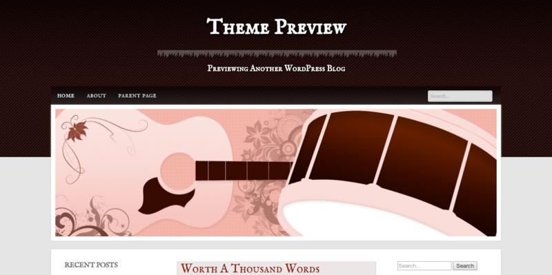 Box of Boom - WordPress Theme