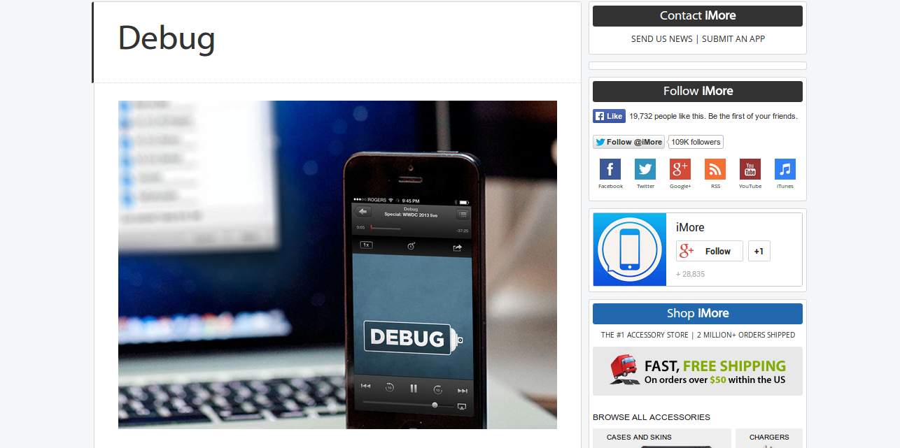 Debug: Service & Software Development for Apple Developers