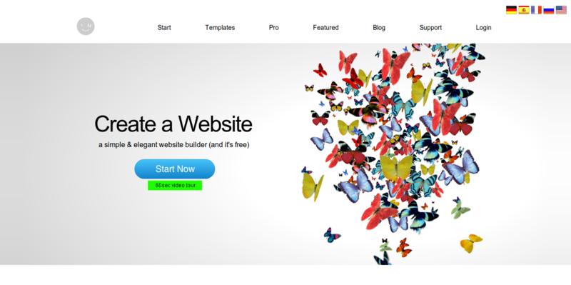 Free Website Builder Make Your Own Website IM Creator
