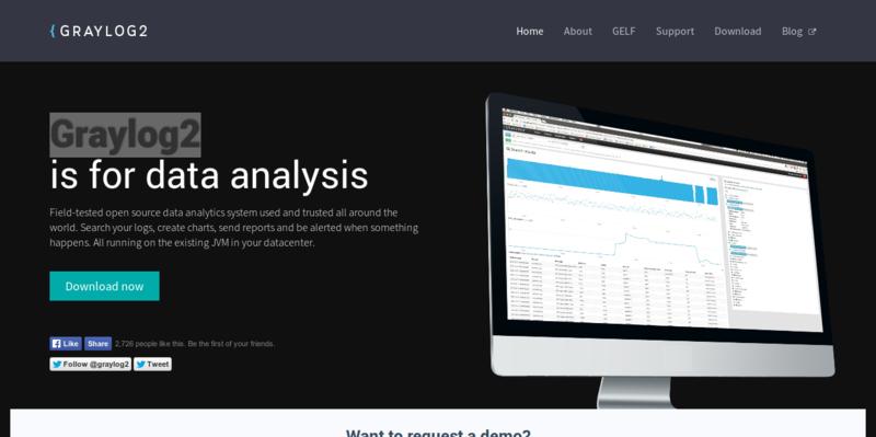 Graylog2 Open source log management and data analytics