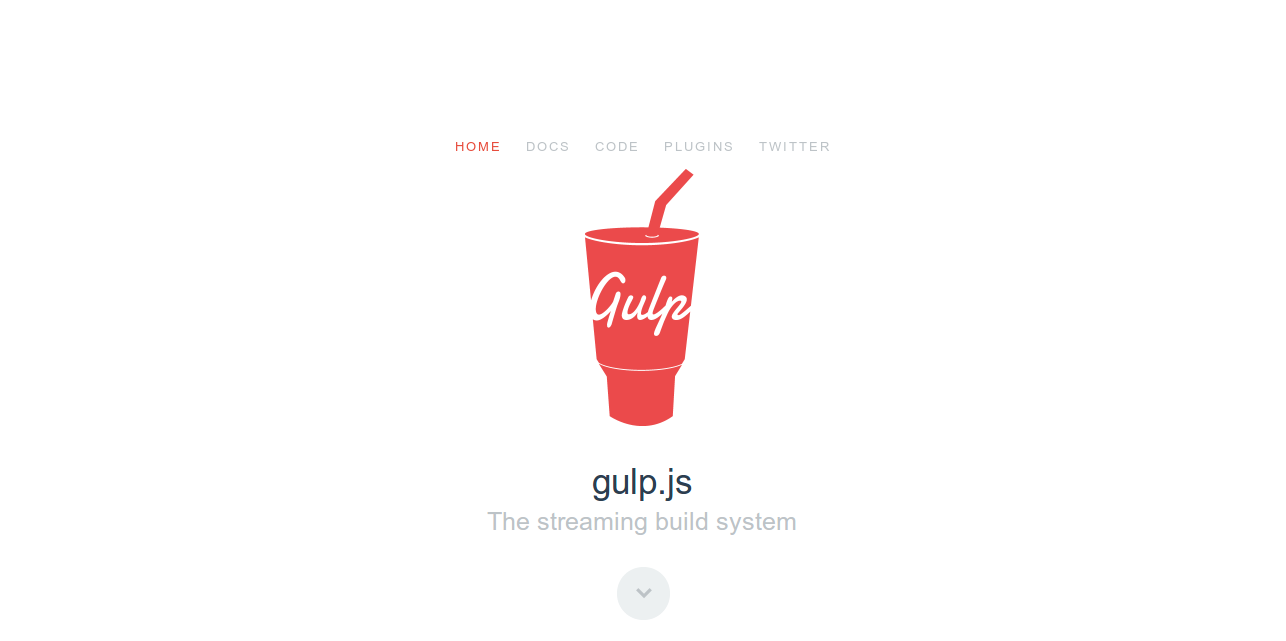 Gulp: Intuitive Streaming Build System