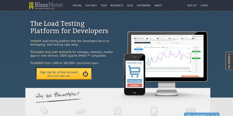 JMeter Load Testing Cloud