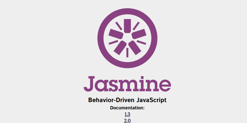 Jasmine: Behavior-driven Development Testing Framework