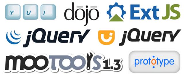 JavaScript Code Libraries