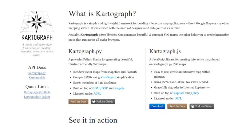 Kartograph.org