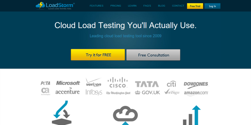 load testing web applications free