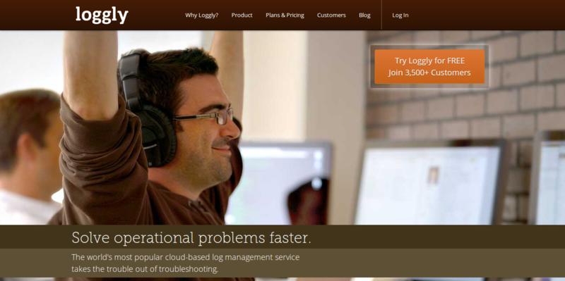 Log Management Cloud Log Management Service Loggly