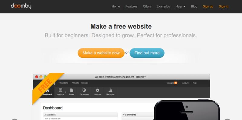 how to make a website like ebay for free