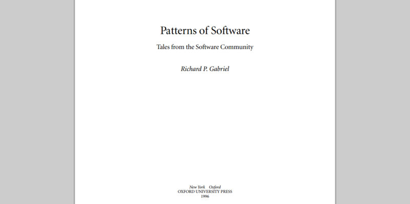 pitfalls of object oriented programming Object-oriented programming languages such as c++, java and visual basic were developed by computer scientists to speed programming and improve the quality of software.