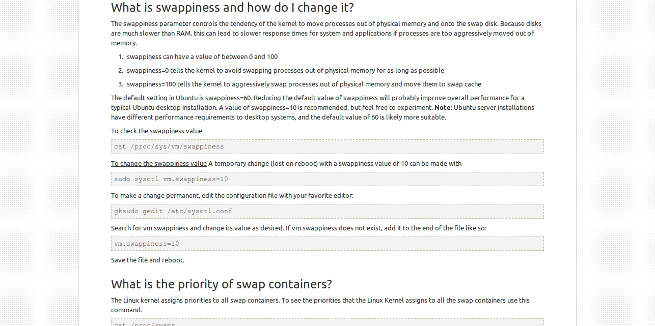 SwapFaq Community Help Wiki