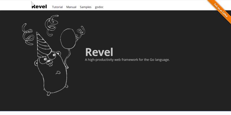 The Revel Web Framework for Go