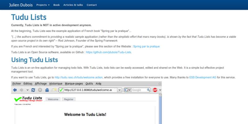 Tudu Lists