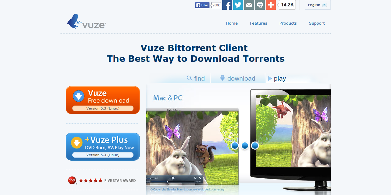 Vuze Bittorrent Client The Most Powerful Bittorrent Software on Earth