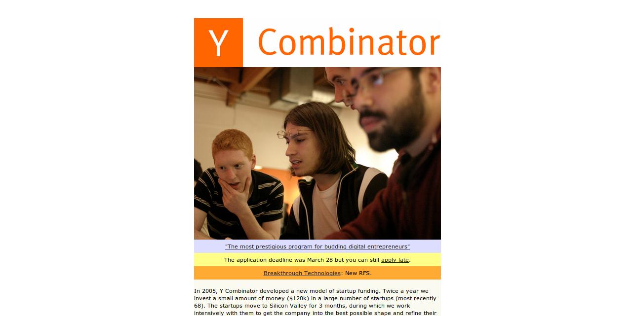 Y Combinator - Computer Science Jobs