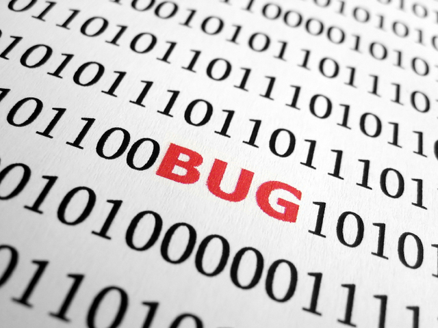errors in programming