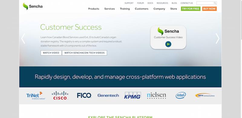 Design Develop and Manage Enterprise Web Applications with Sencha Sencha
