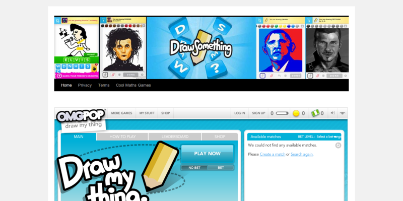 Draw Something Online - Web Development & Technology Resources