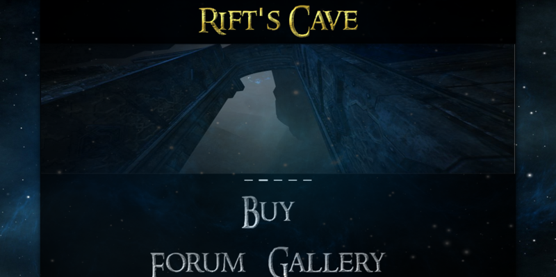 Rifts Cave