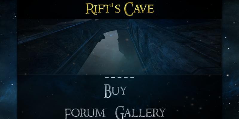 Rifts Cave