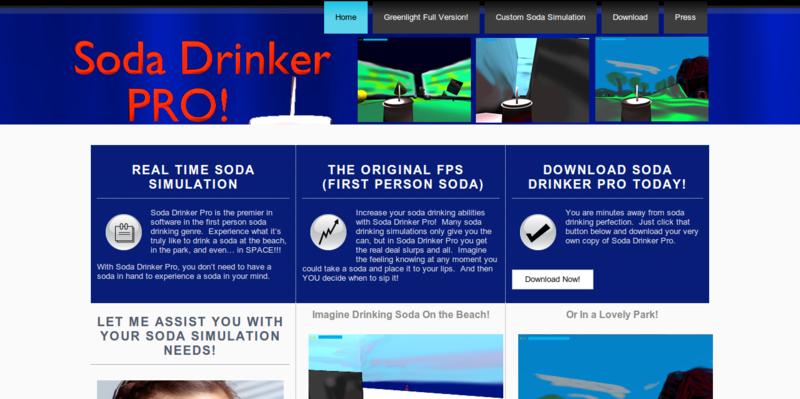 Soda Drinker Pro