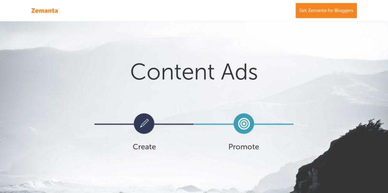 Zemanta Content Ads