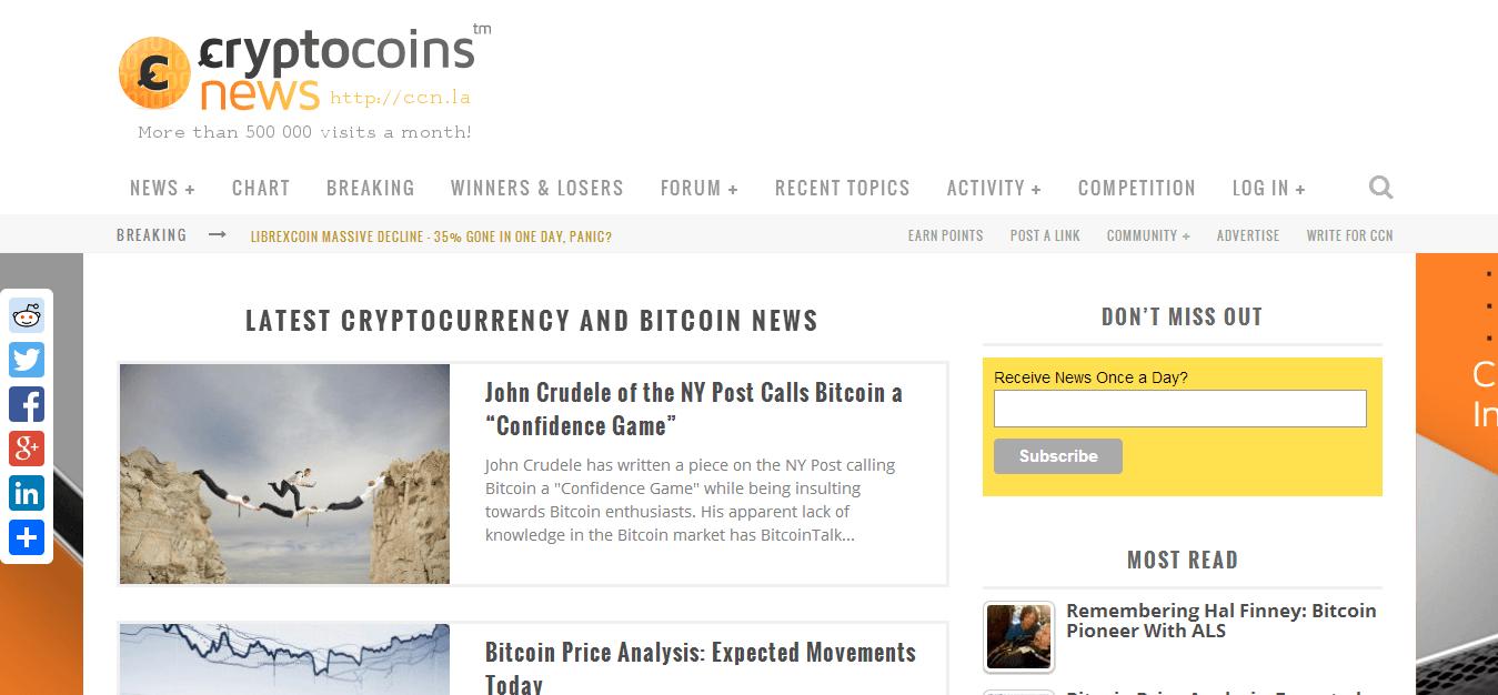 Crypto Coins News