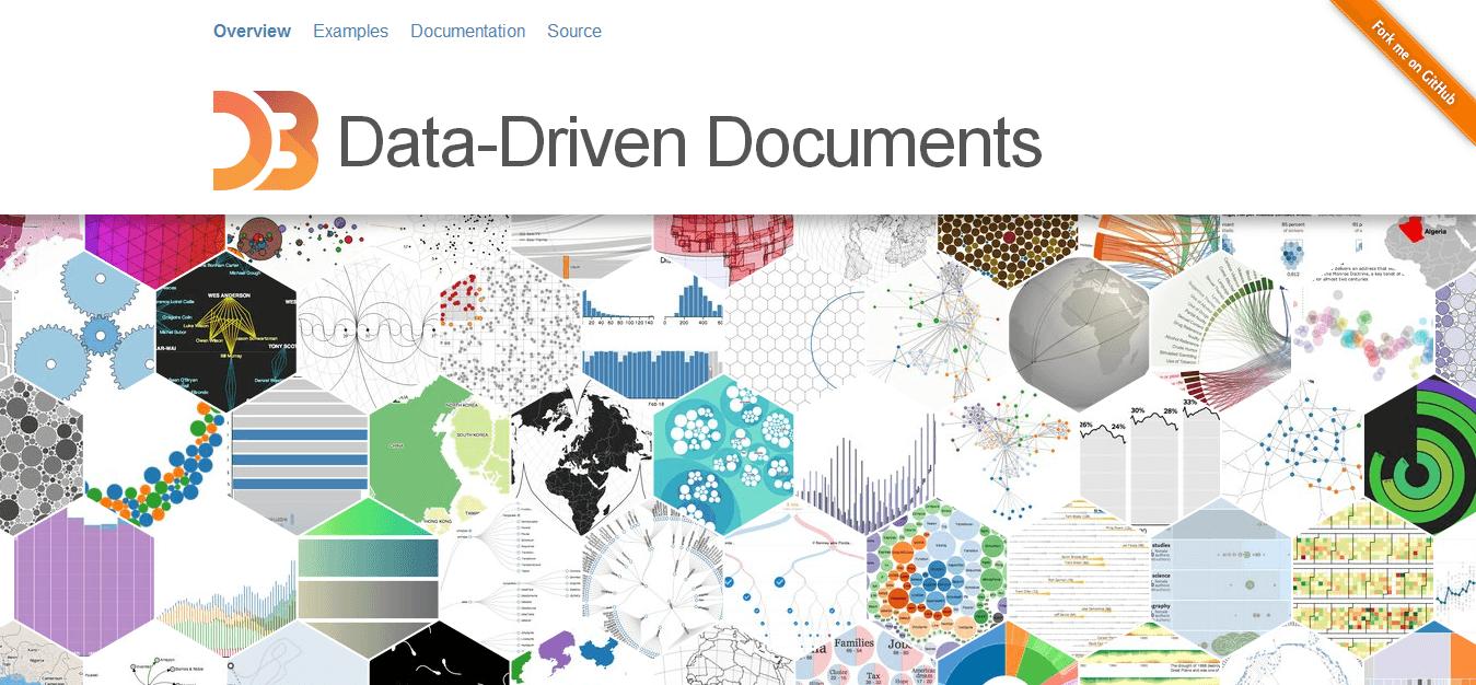 D3.js - Data Driven Documents