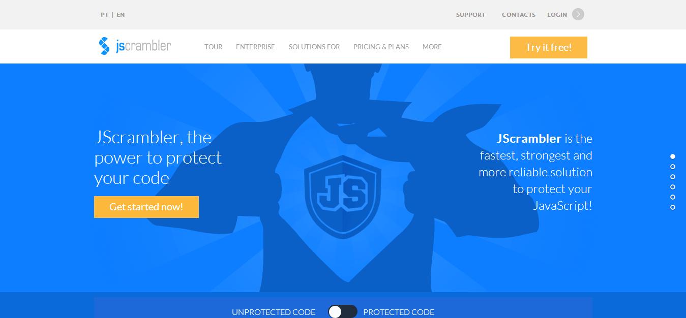 JScrambler