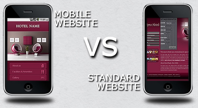 Mobile Websites Require Less Time to Complete Actions