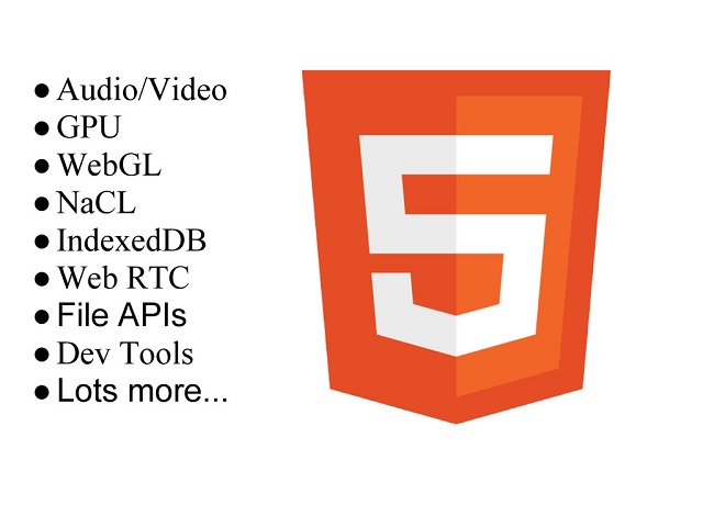 New Features in HTML5