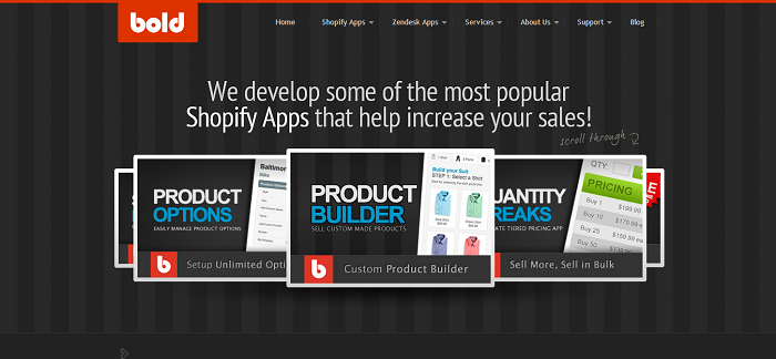 Product Upsell by Bold Apps