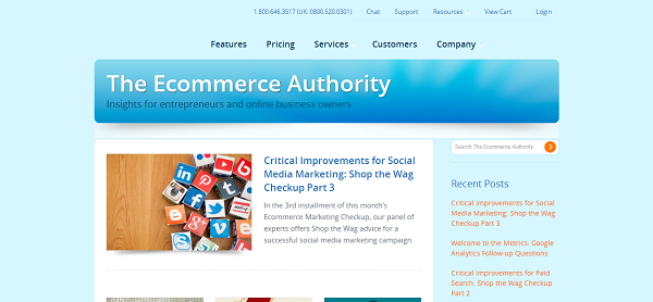 The Ecommerce Authority