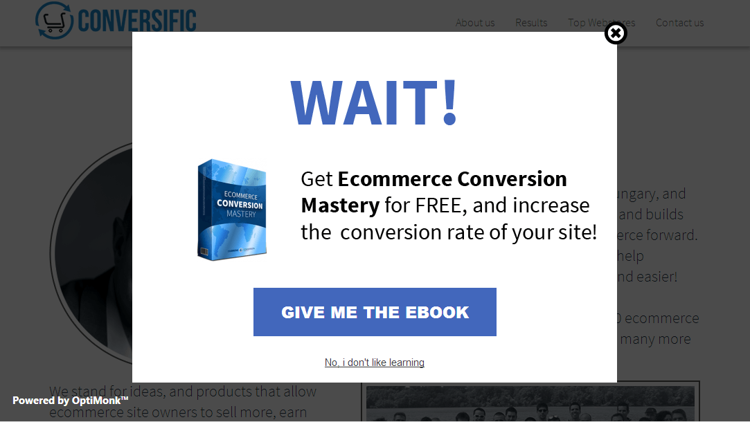You Can Recommend Other Content or Products