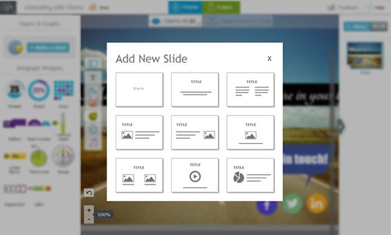 Add New Slide