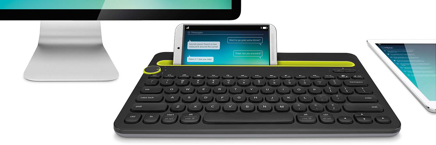 K480 Keyboard – Multi-Device – Logitech