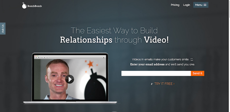 Build Better Relationships with Video Email BombBomb