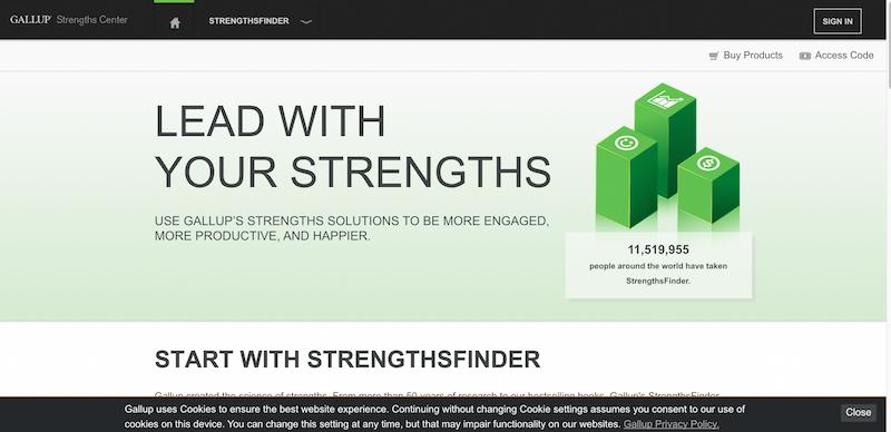 Gallup Strengths Center