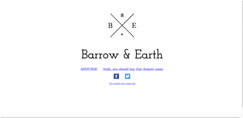 Hipster Business Name Generator