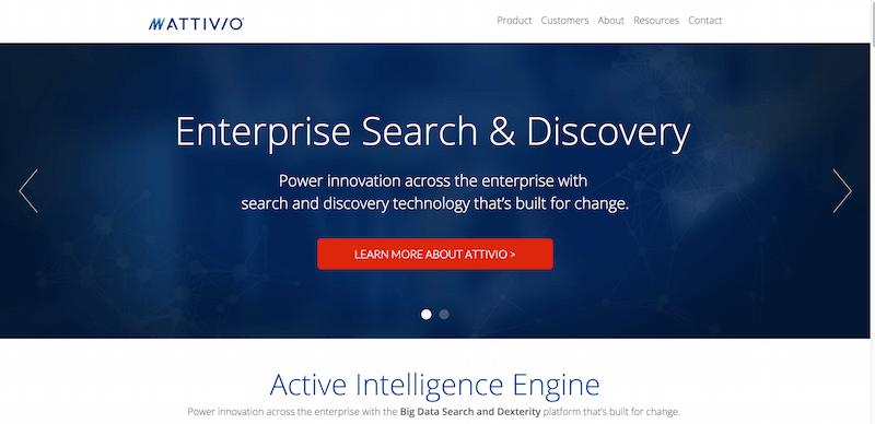 Attivio Enterprise Search and Big Data Technology