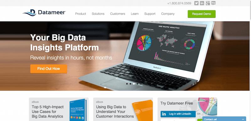 Datameer   Big Data Analytics   Big Data Hadoop