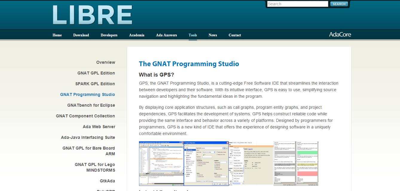 GNAT Programming Studio